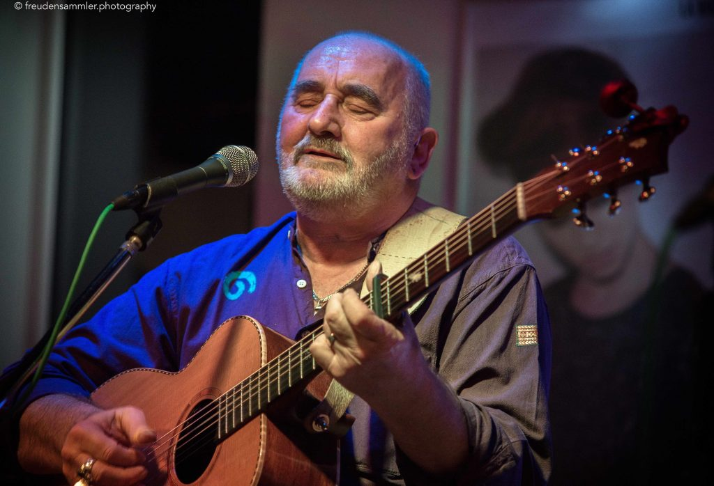 Mike Silver in concert @ Hörsaal Suderburg