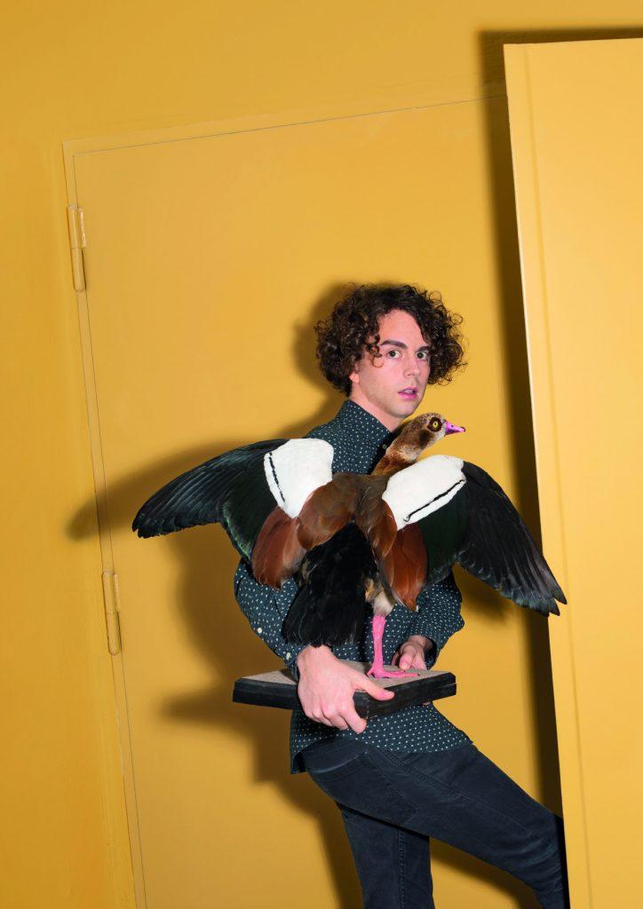 Matthias Ningel • Vorpremiere @ Hörsaal in der Musikschule